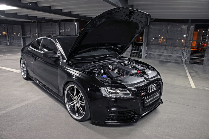 senner tuning audi rs5 is here autoevolution. Black Bedroom Furniture Sets. Home Design Ideas