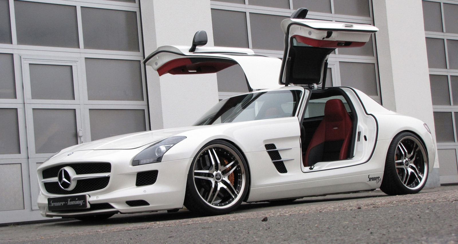 senner tuning mercedes sls amg autoevolution. Black Bedroom Furniture Sets. Home Design Ideas