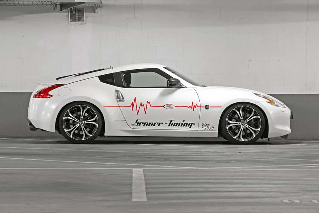 senner tuning nissan 370z introduced autoevolution. Black Bedroom Furniture Sets. Home Design Ideas