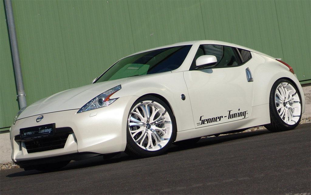 Senner Tuning Reveals Nissan 370Z Kit - autoevolution