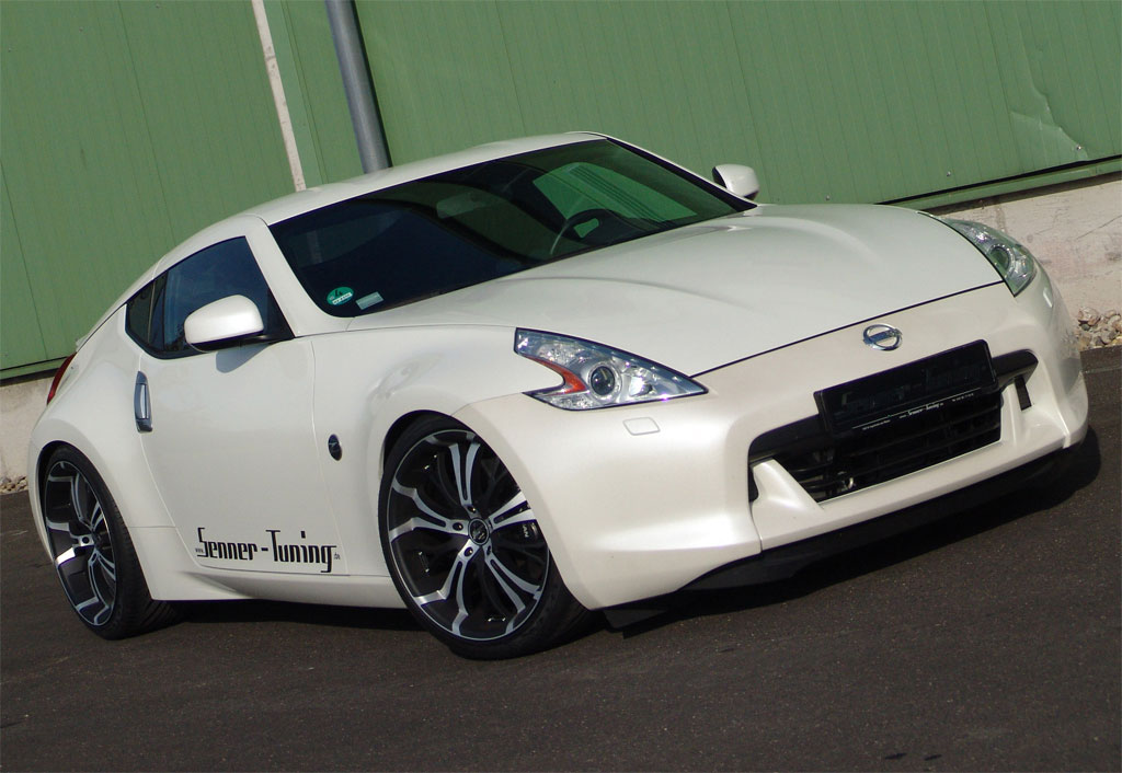 Senner Tuning Reveals Nissan 370z Kit Autoevolution