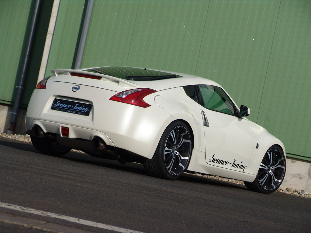 senner tuning reveals nissan 370z kit autoevolution. Black Bedroom Furniture Sets. Home Design Ideas