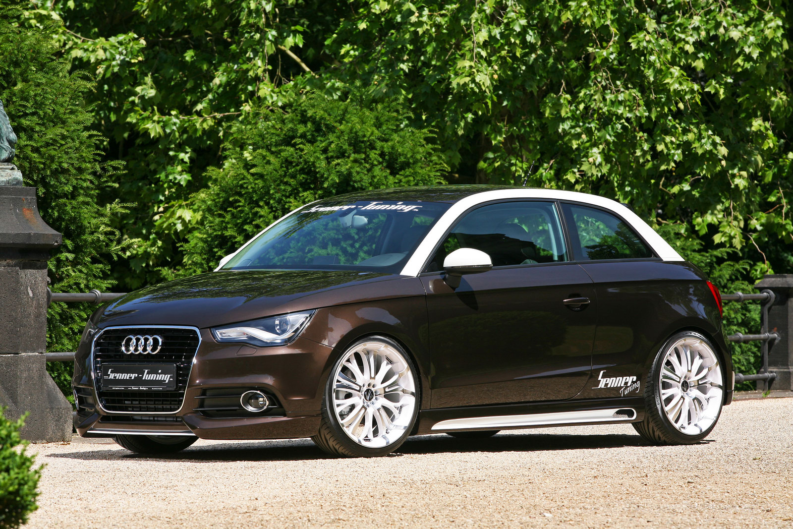 senner tuning unveils 165 hp audi a1 1 4 tfsi autoevolution. Black Bedroom Furniture Sets. Home Design Ideas