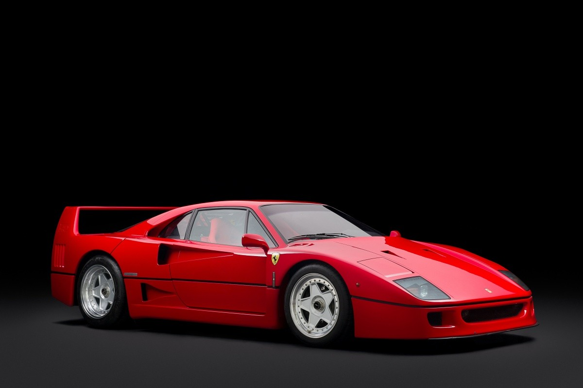 Ferrari F40 For Sale >> Sergio Pininfarina: One of the Godfathers of Italian Car ...
