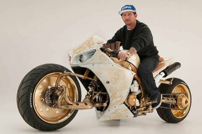 Sesto Custom Cycles Yamaha R1 Unlike You Ve Ever Seen One