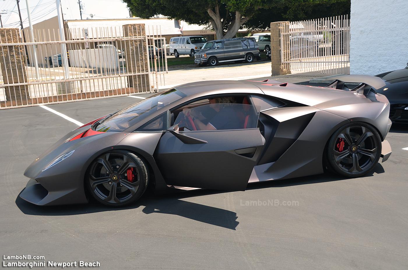 Autos Car Modification Lamborghini Sesto Elemento Cruise Ship And