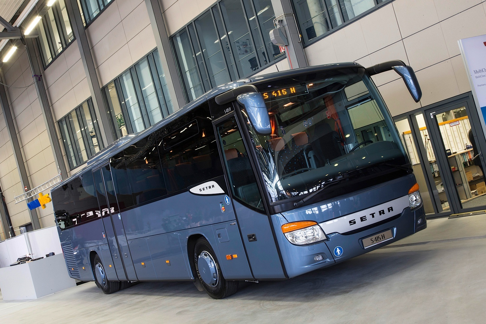2015 Nissan Maxima >> Setra Show 2013 Brings Over 2500 Visitors And a World ...