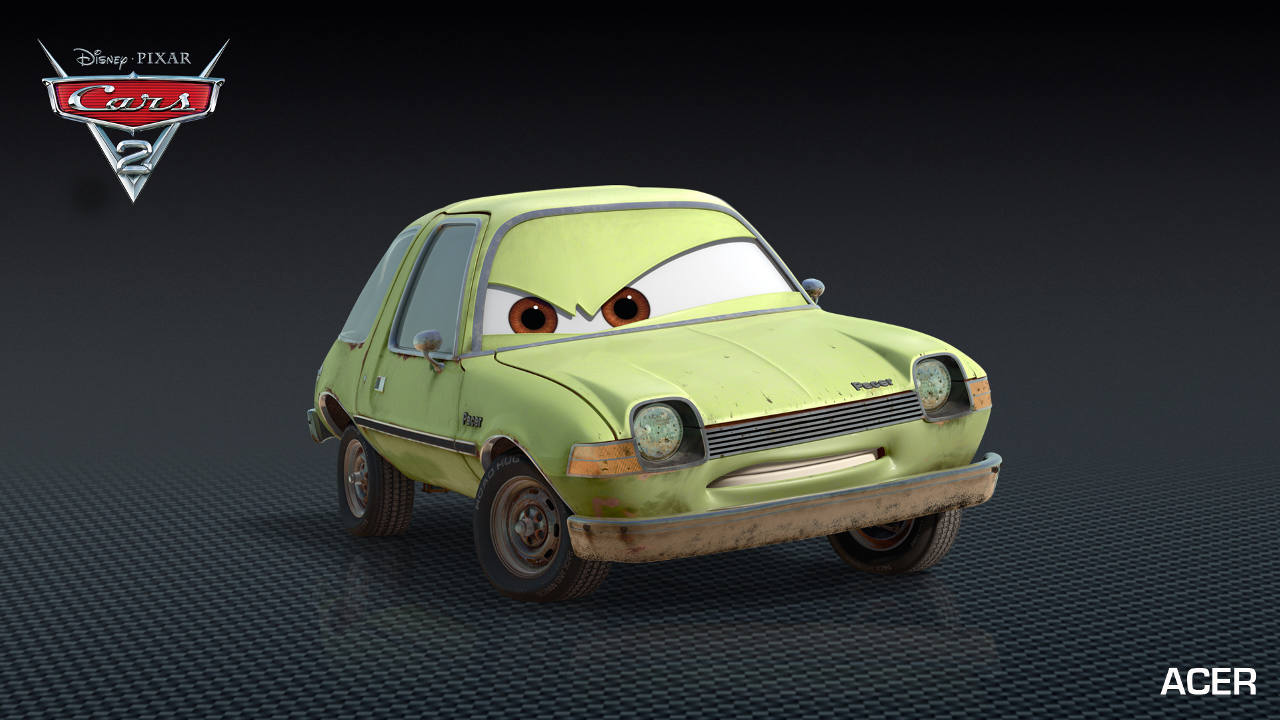 Seven New Characters From Cars 2 Revealed Autoevolution