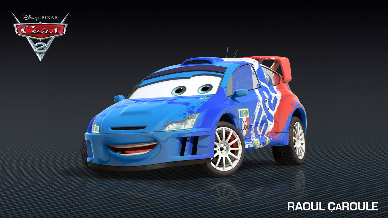 Seven New Characters from Cars 2 Revealed - autoevolution
