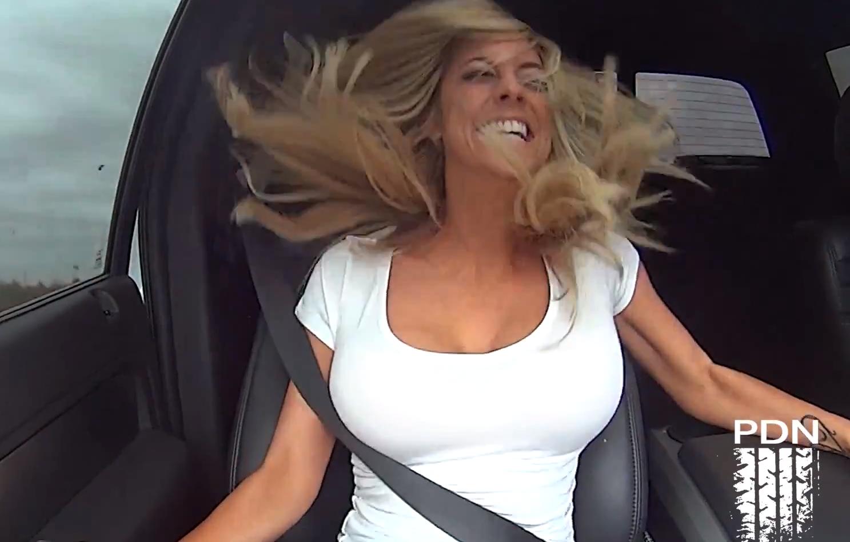 Gisele Is Driving A Black Audi Autoevolution