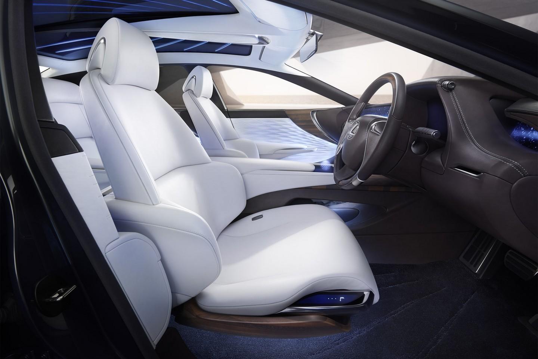 ... 2015 Lexus LF FC Concept ...