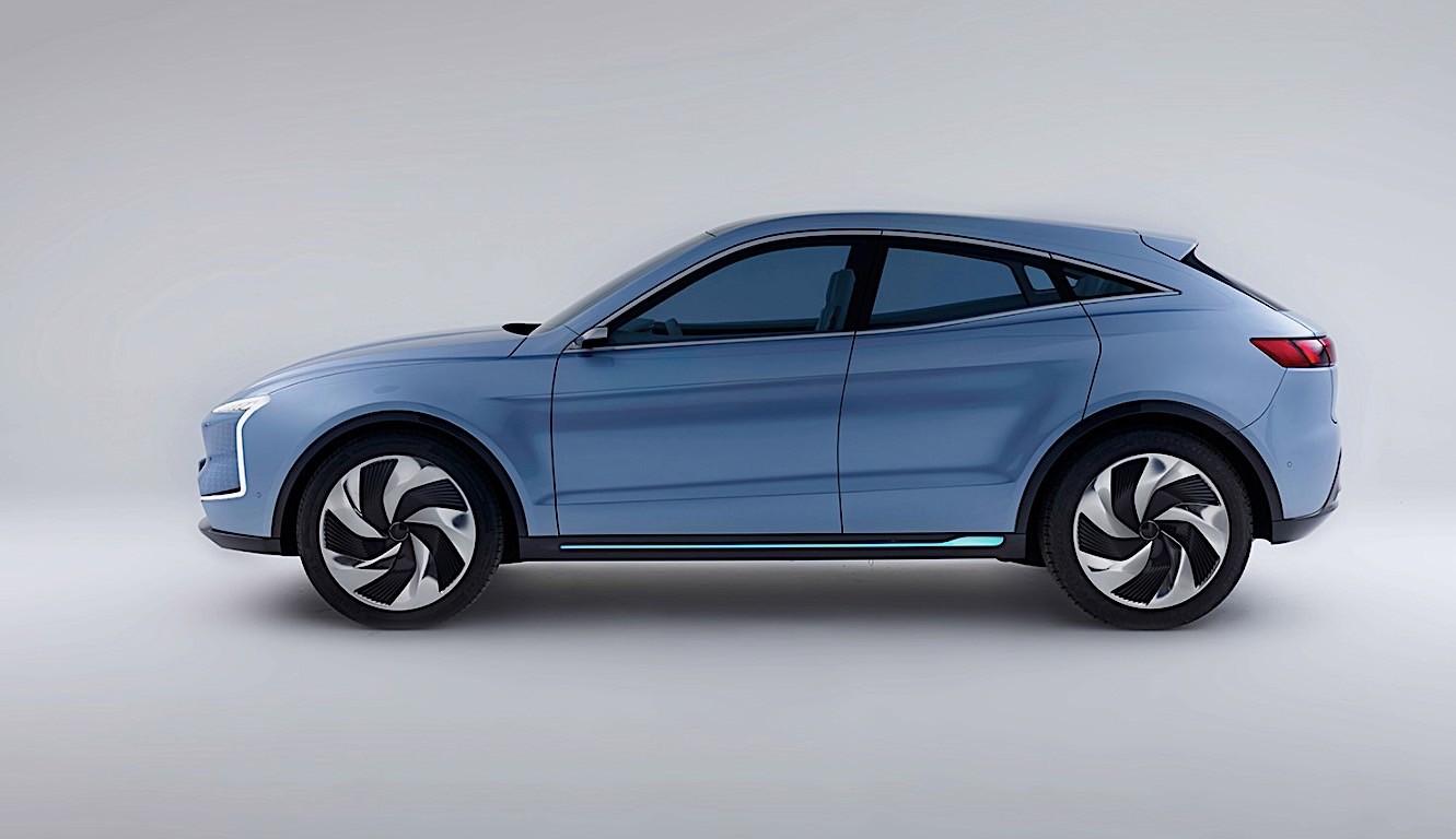 SF Motors unveils new smart cars to be made at Mishawaka plant
