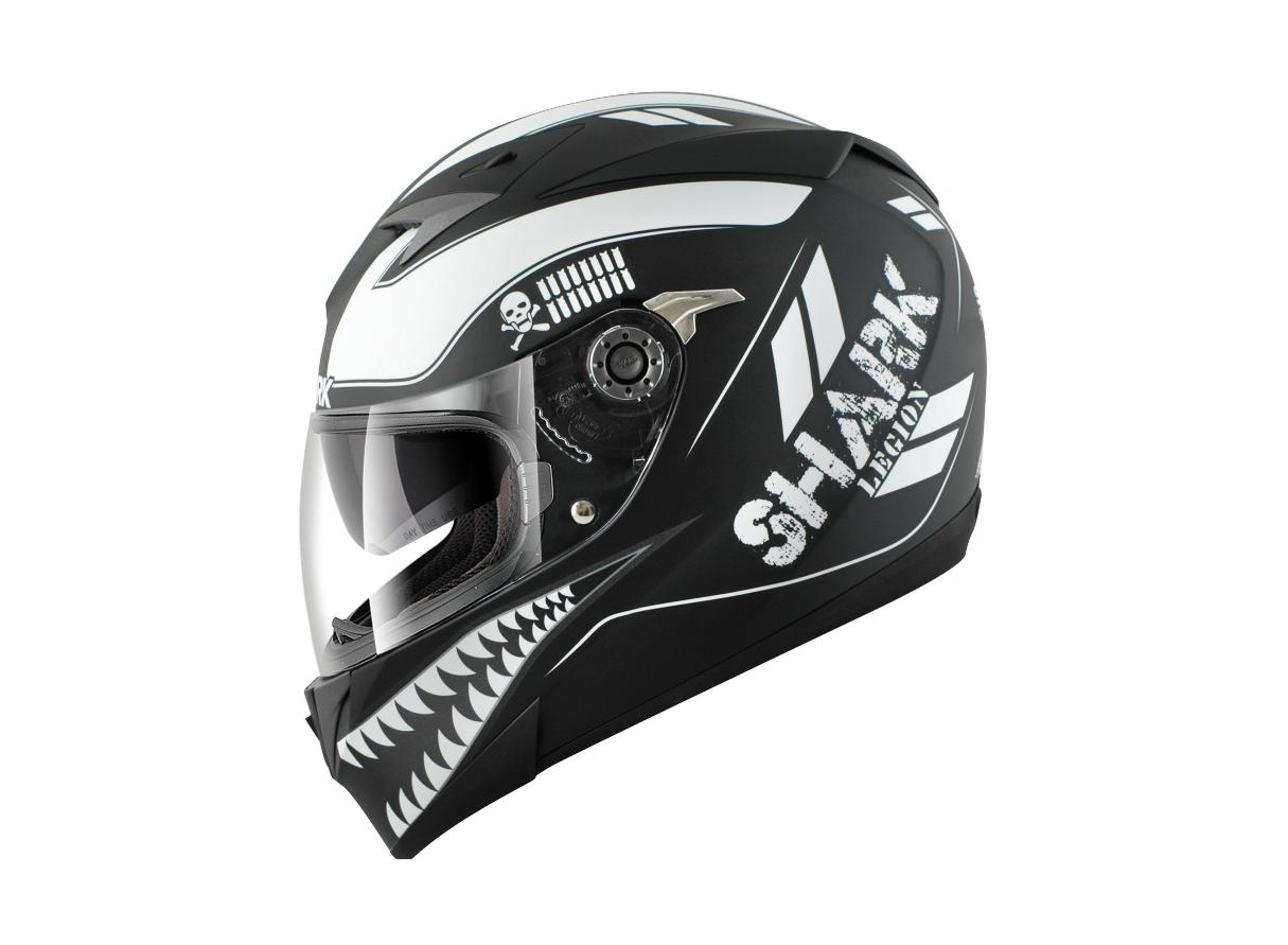 shark helmets release first 2013 colors autoevolution. Black Bedroom Furniture Sets. Home Design Ideas
