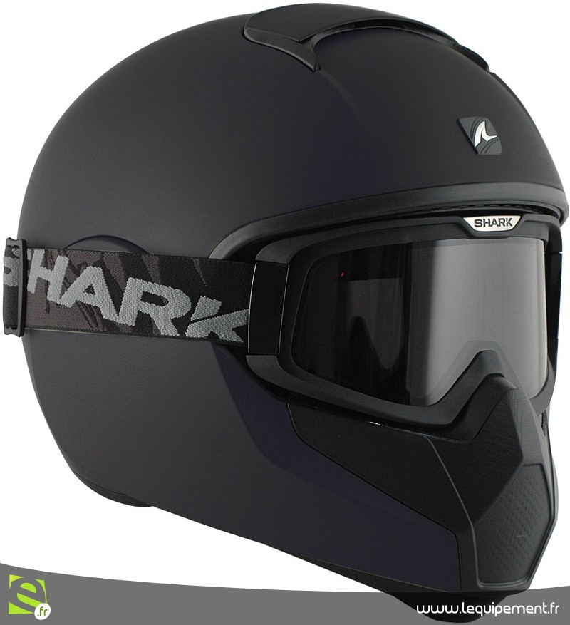 shark vancore one more cool raw helmet. Black Bedroom Furniture Sets. Home Design Ideas