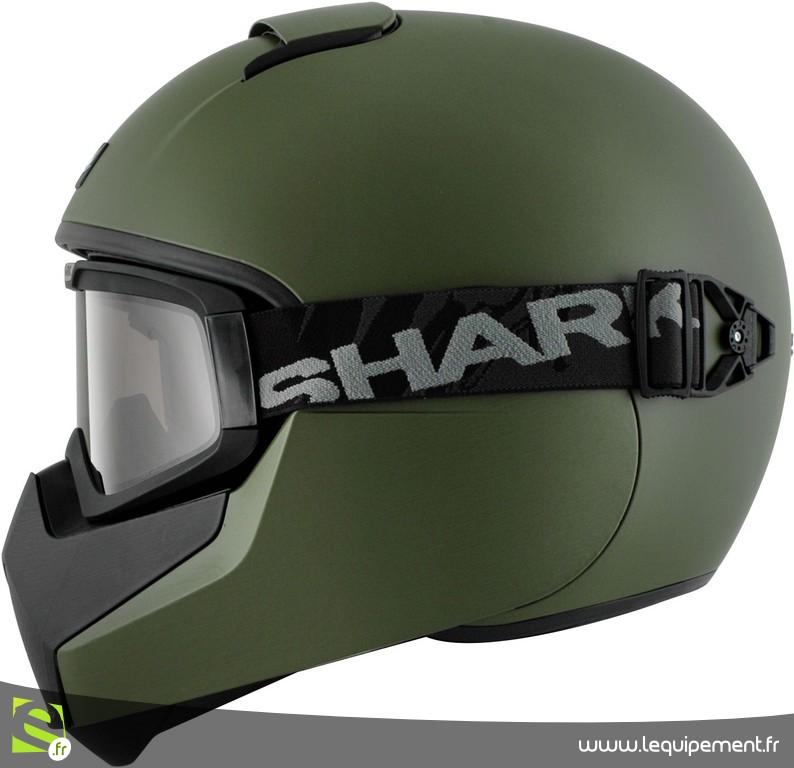 Shark vancore one more cool raw helmet autoevolution