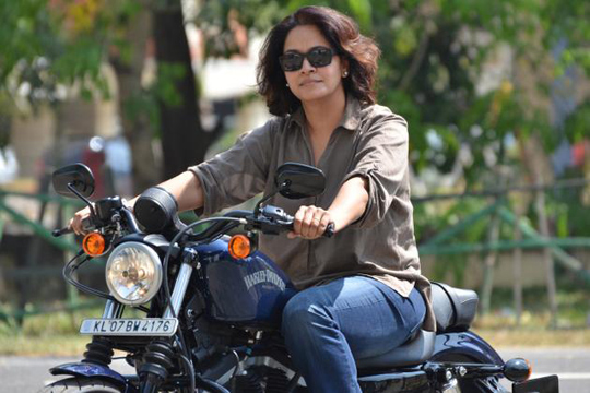 She Is The First Female Harley Davidson Owner In Indian