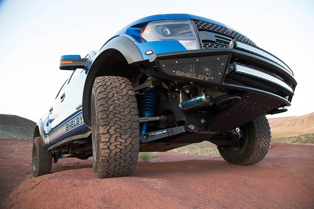 Shelby Baja  Tuning Program For   Ford F  Svt Raptor