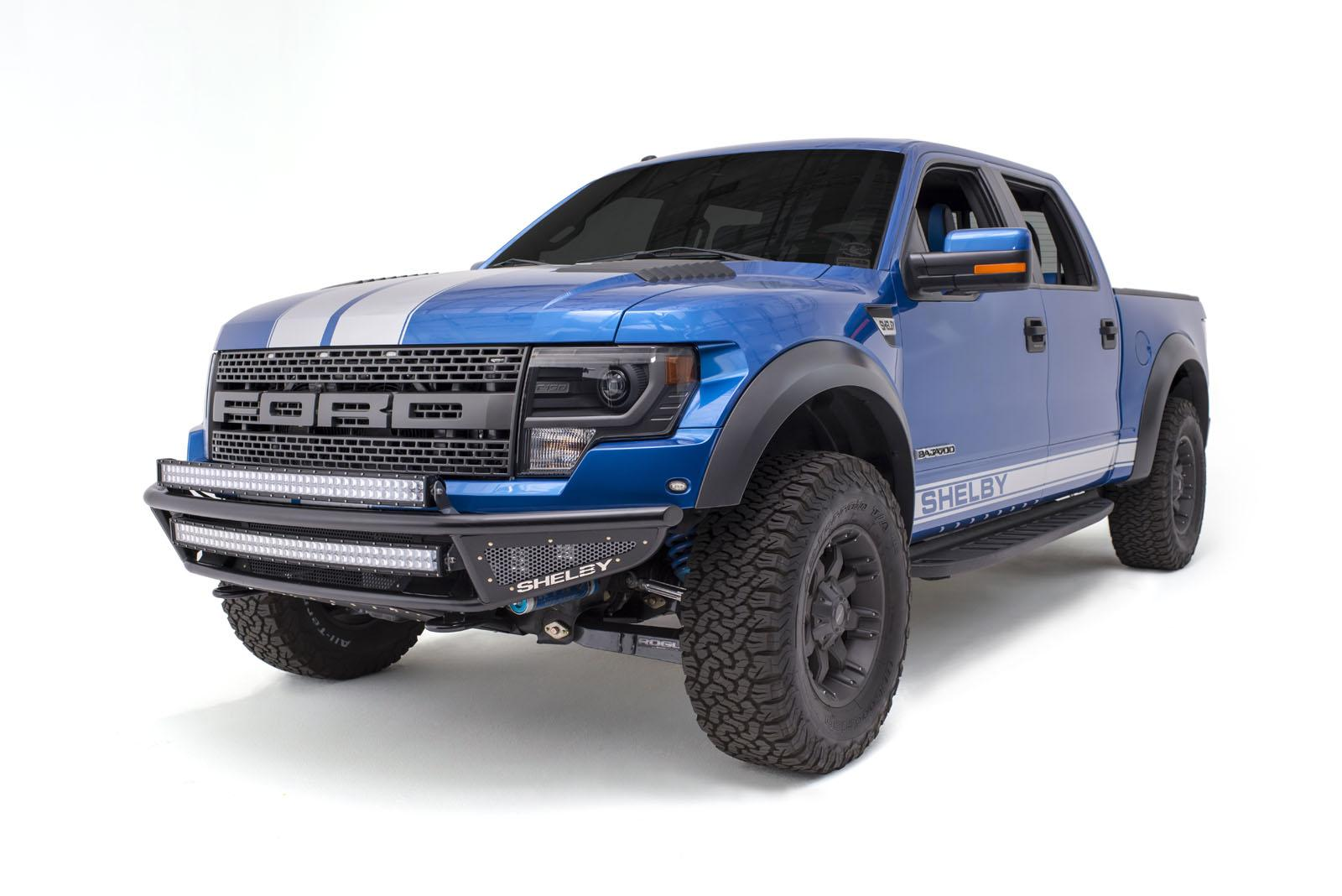shelby baja 700 is an extreme take on the ford f 150 svt raptor photo gallery autoevolution. Black Bedroom Furniture Sets. Home Design Ideas