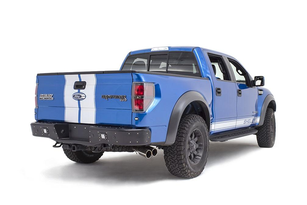 Shelby Baja 700 Is An Extreme Take On The Ford F 150 Svt