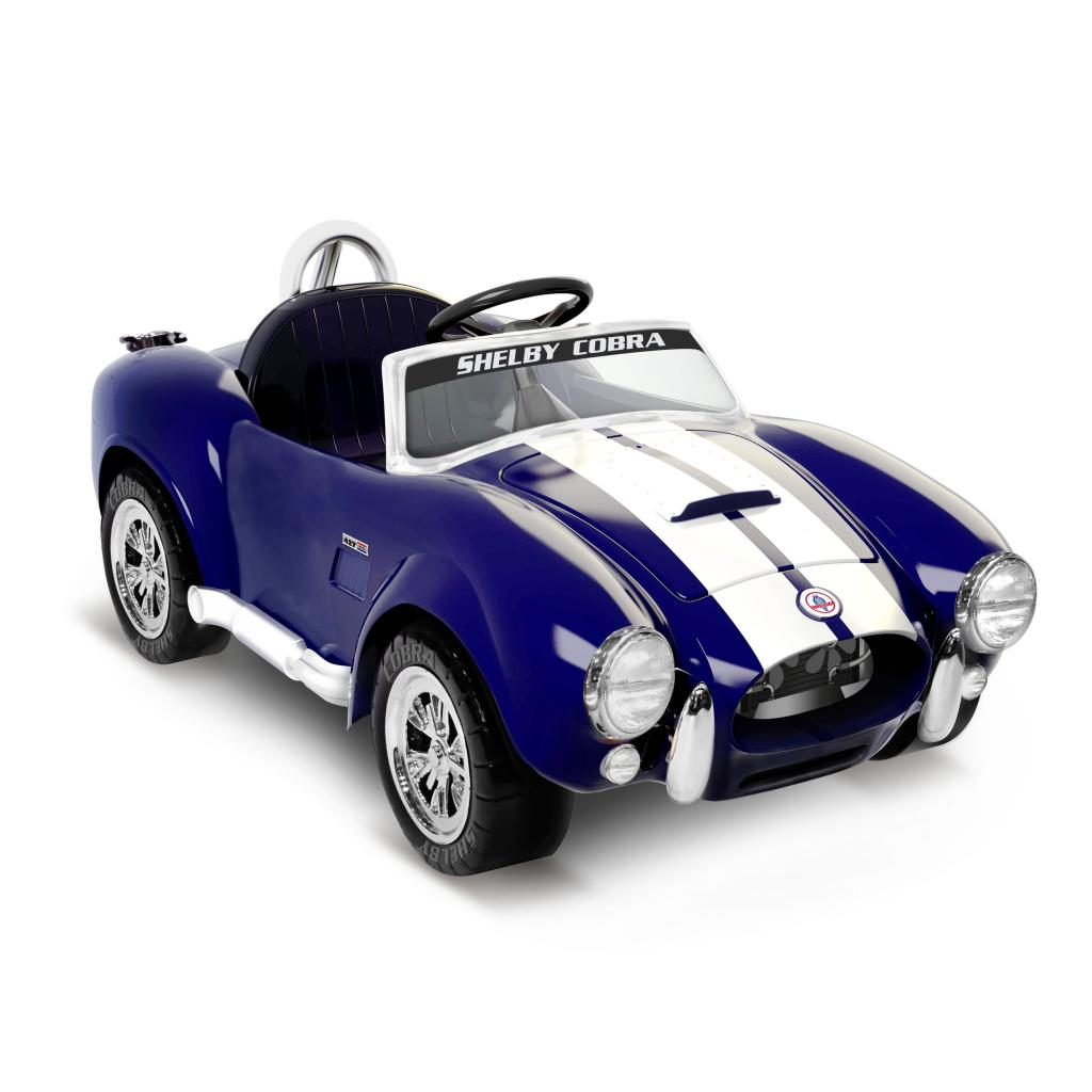 car shelby cobra ride on