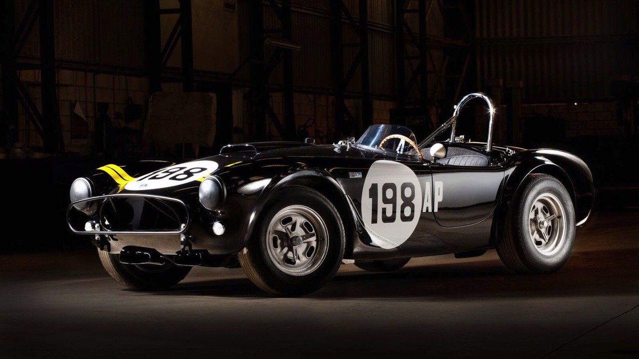 Shelby Cobra Sebring Limited Edition Recreations Up For