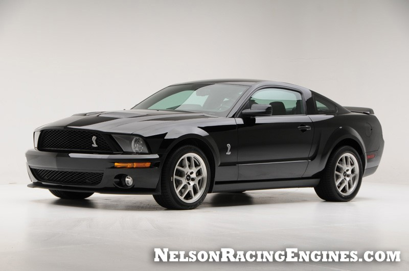Shelby Code Red Is a Mustang Prototype with 1,000 hp - autoevolution