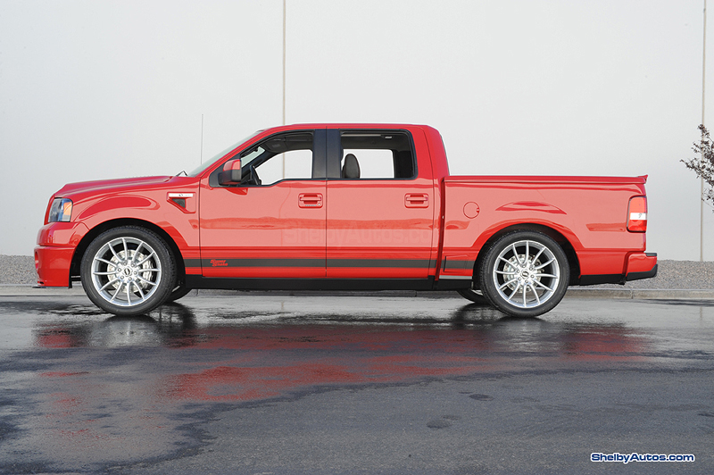 shelby ford f150 super snake package for the selected few. Black Bedroom Furniture Sets. Home Design Ideas