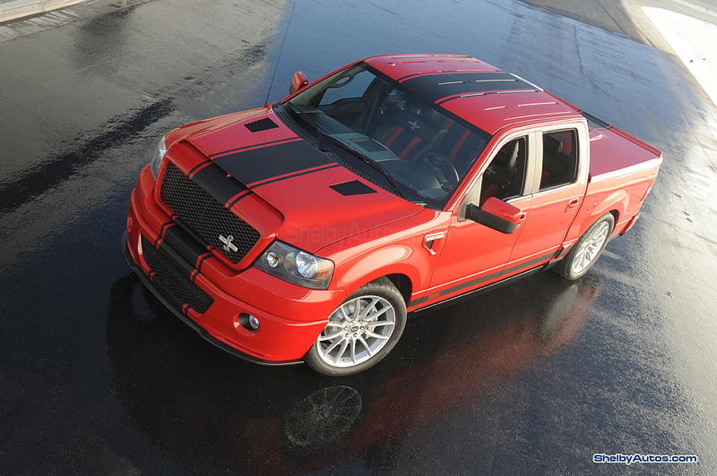 Shelby Ford F150 Super Snake Package, for the Selected Few ...