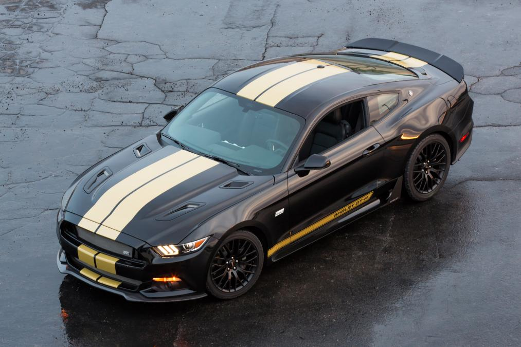 You Can Now Rent a Shelby GT-H Mustang from Hertz - autoevolution
