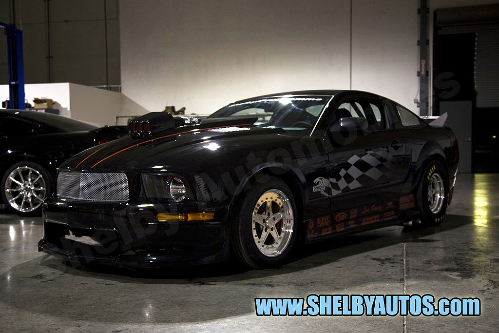 Shelby Super Snake For Sale >> Shelby GT500 Super Snake Drag Racing Package Develops 800 ...