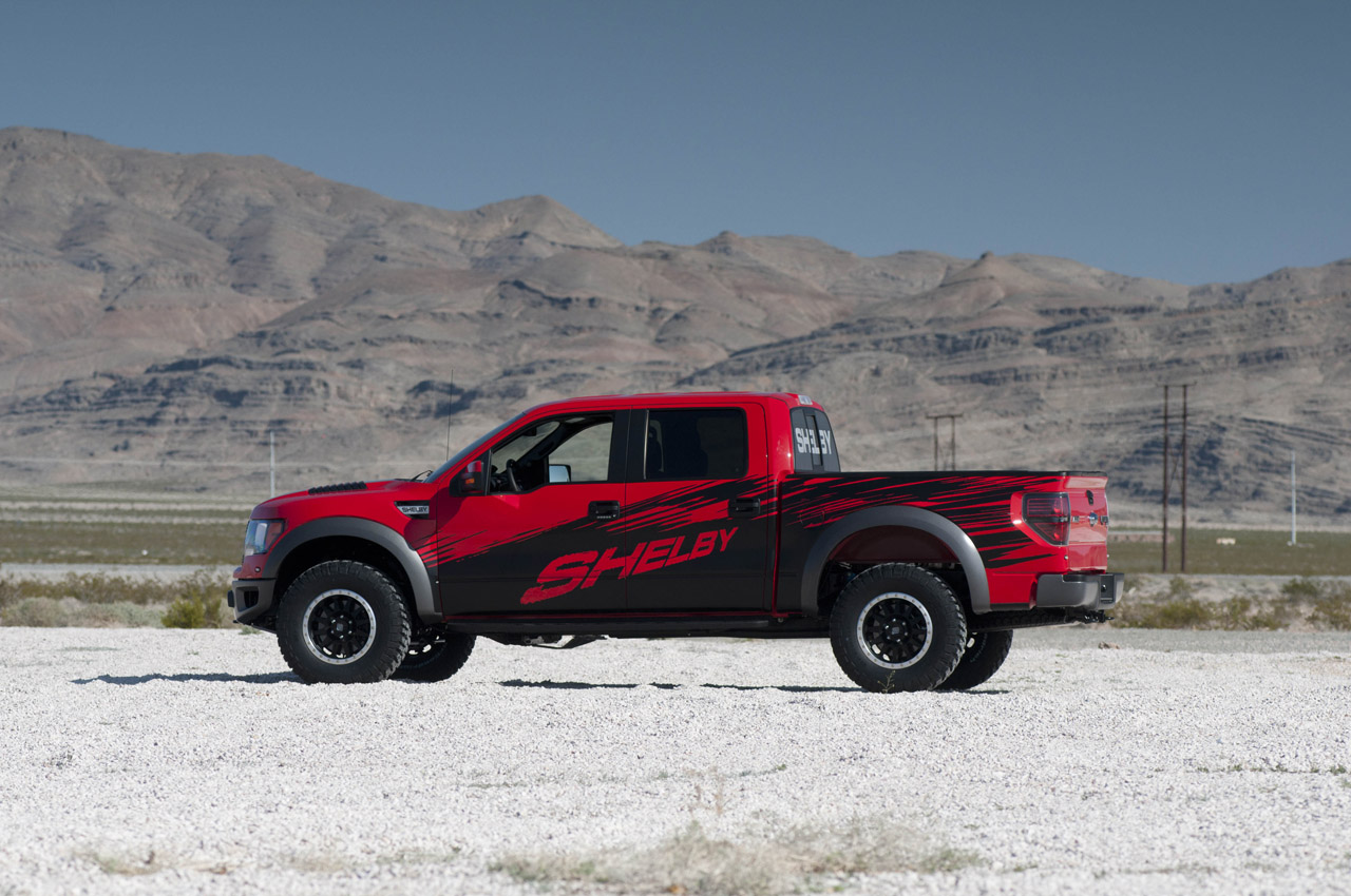 Shelby F150 For Sale >> Shelby Raptor is the Ultimate Muscle Truck - autoevolution
