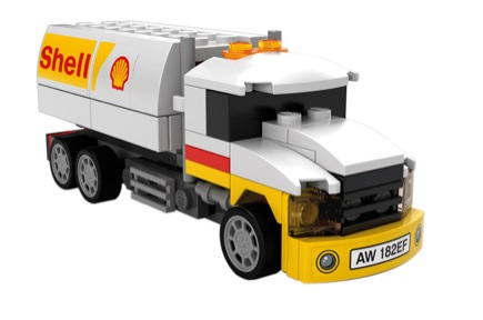 Lego Ferrari Shell V Power Motorsport Collection Is Just