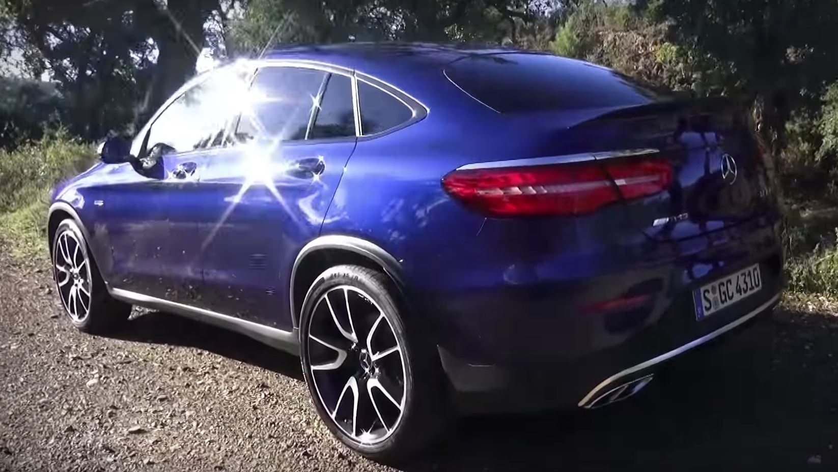 Shmee150 Asks If His Dad Should Buy a Mercedes-AMG GLC 43