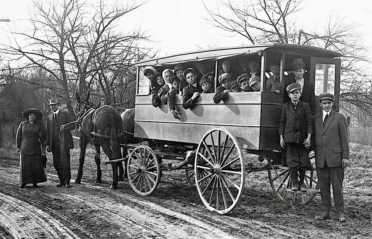 Short History of the Yellow School Bus - autoevolution