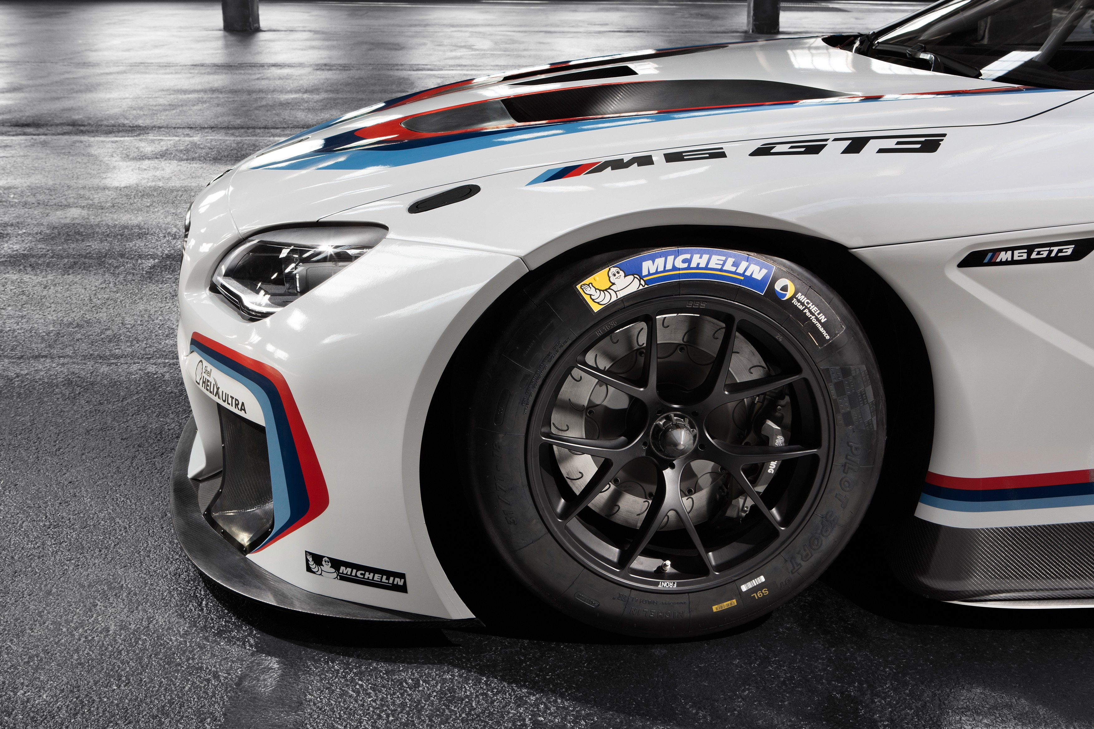 Showstopper Bmw M6 Gt3 Fully Revealed In Frankfurt