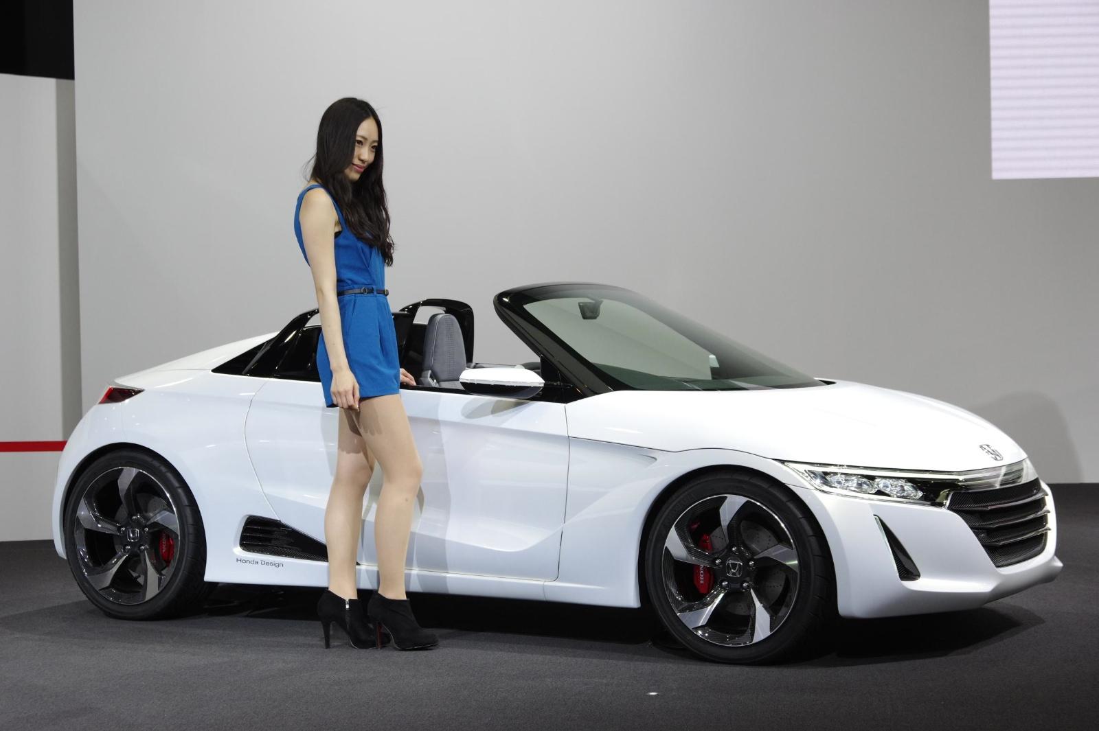Shrunken NSX: Honda S660 Kei Sportscar Coming in 2015 ...