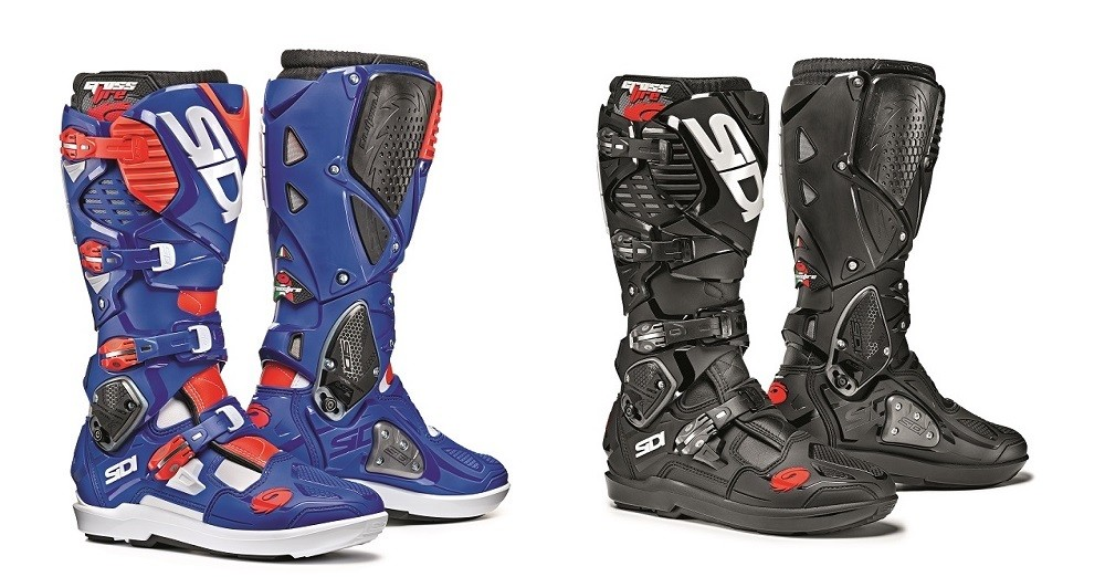 sidi adds new crossfire 3 srs boots autoevolution. Black Bedroom Furniture Sets. Home Design Ideas