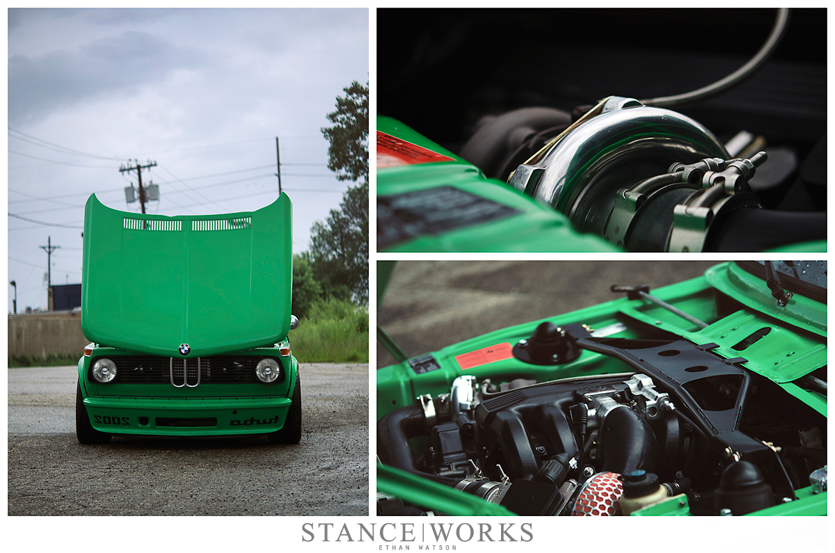 Signal Green Bmw 2002 Turbo Is A Work Of Art Autoevolution How Does Diagram