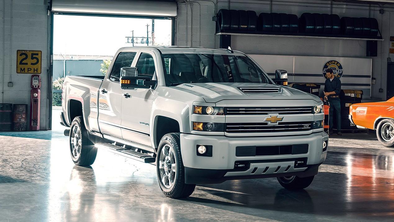 2018 Chevrolet Silverado Hd Coming To Australia With Duramax Power