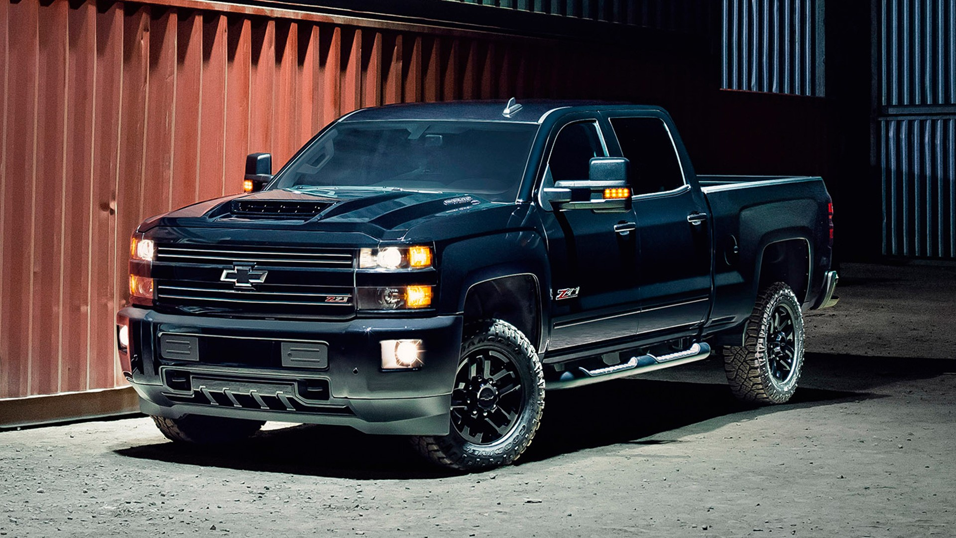 2018 Chevrolet Silverado Hd Coming To Australia With