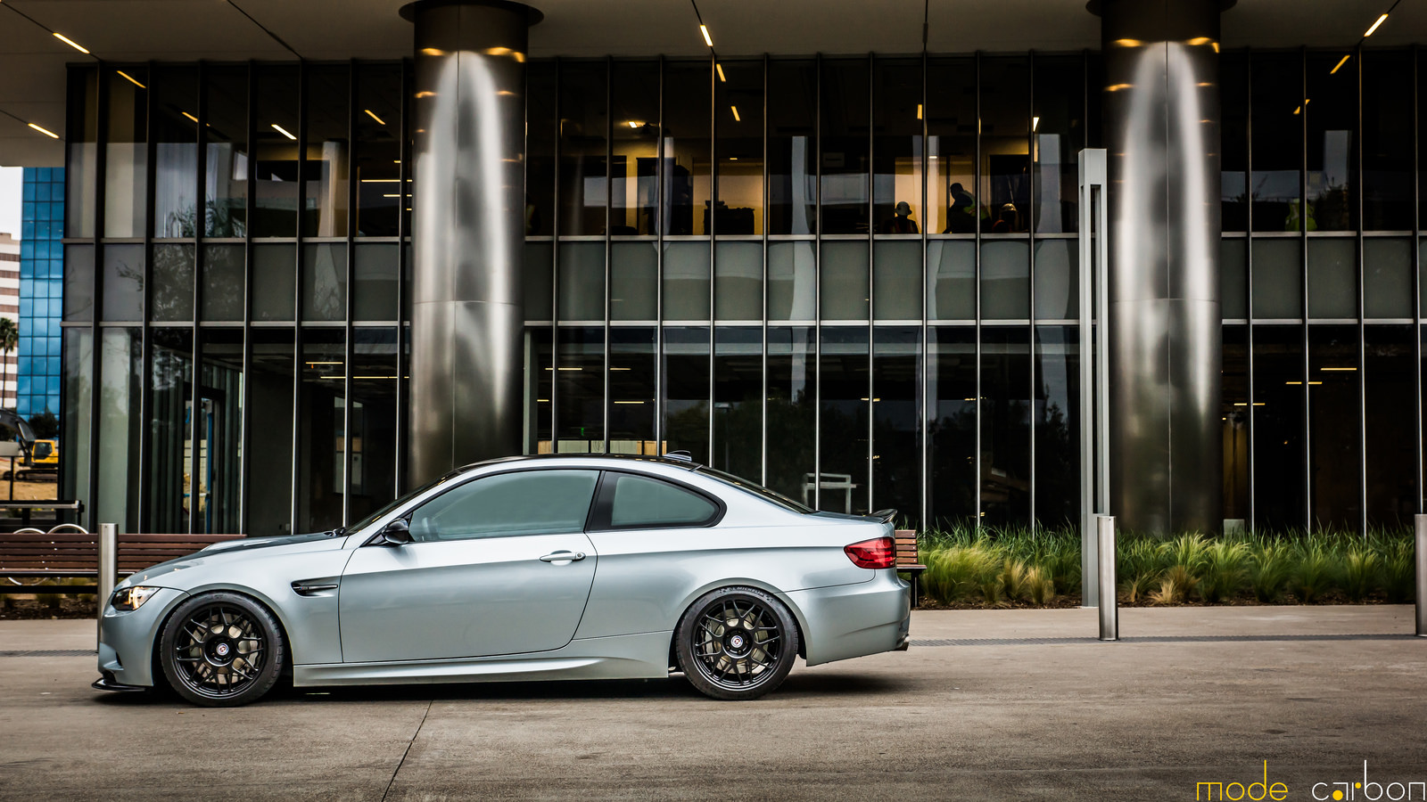 Silverstone Bmw M3 Shows Character Autoevolution