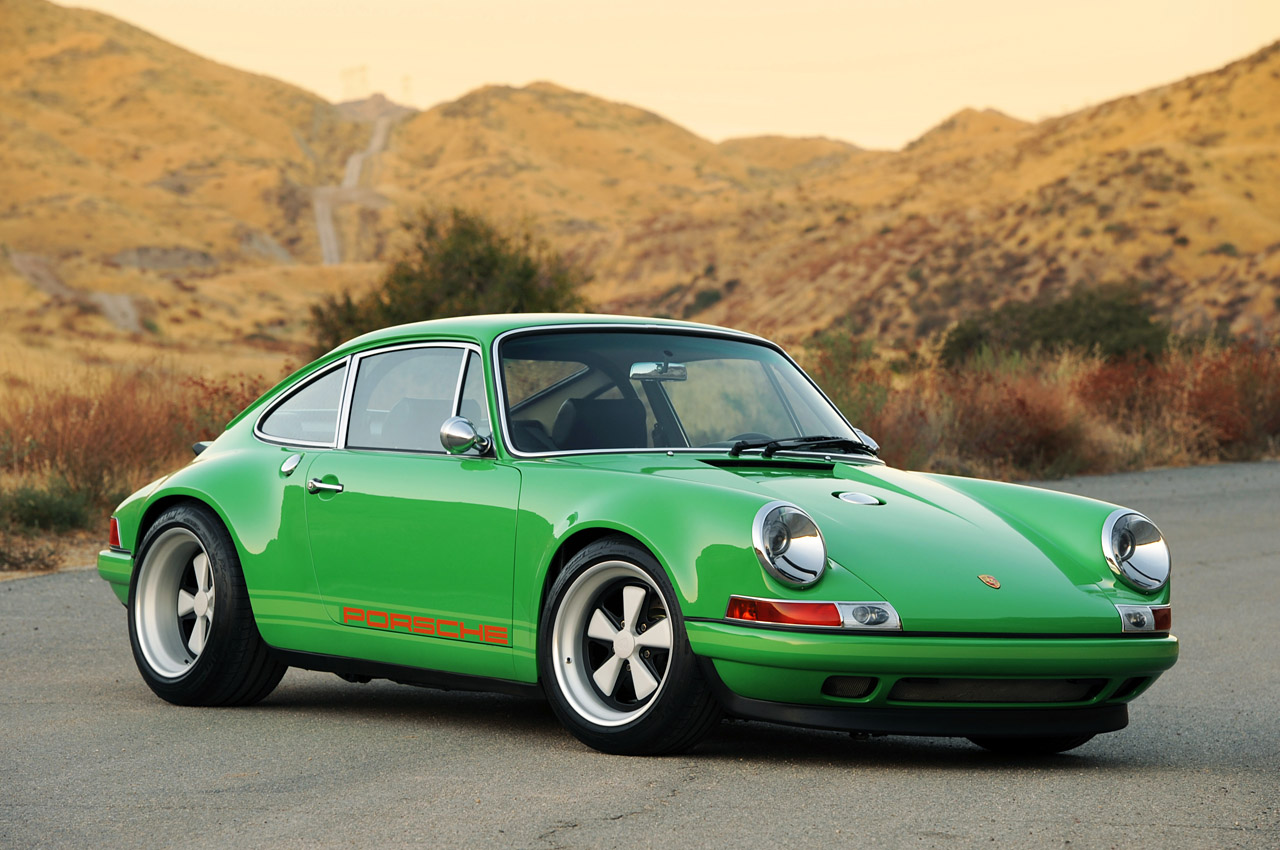 singer mixes new porsche 911 with old one autoevolution. Black Bedroom Furniture Sets. Home Design Ideas