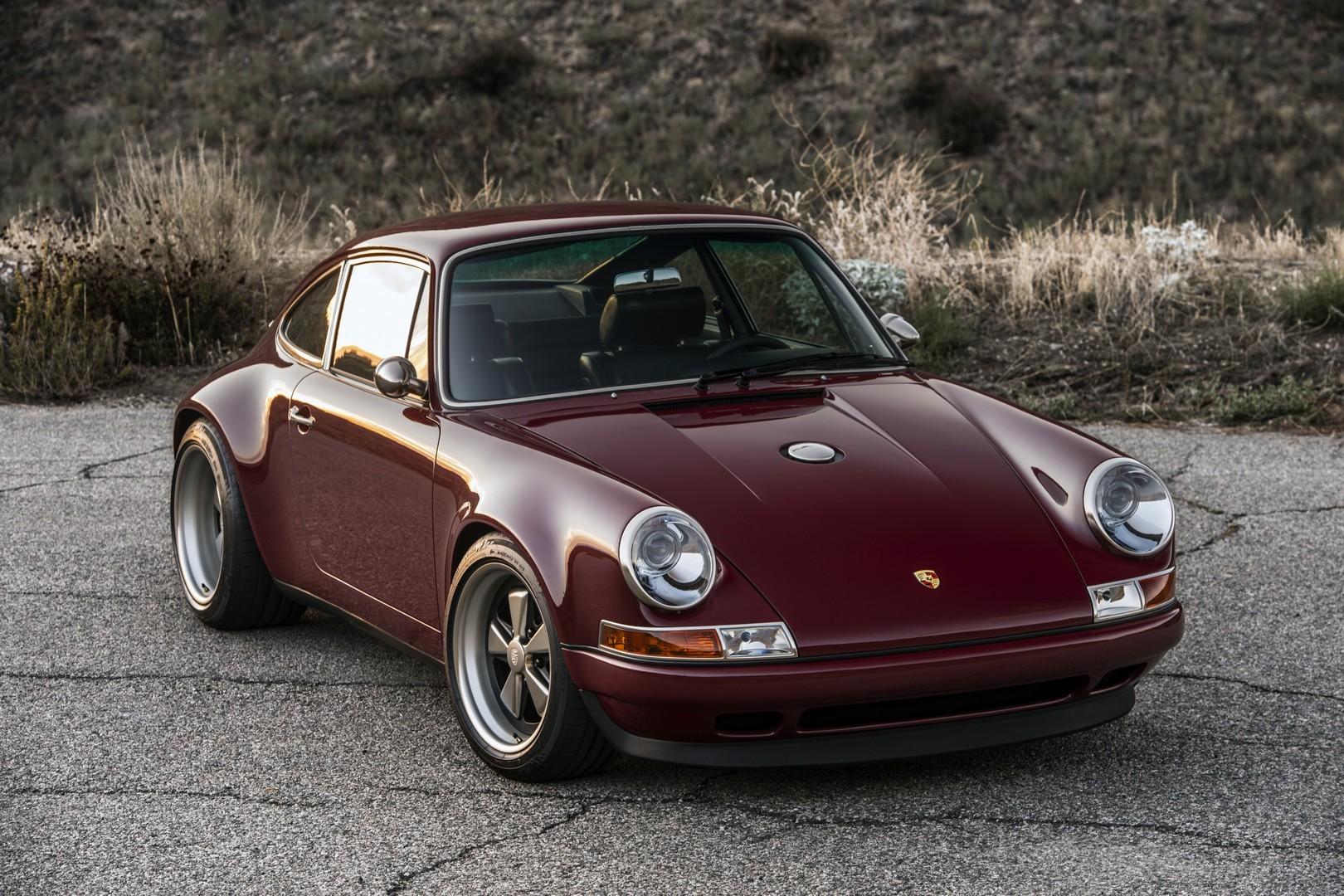 Singer Porsche 911 Duo Is Restomod Coolness - autoevolution