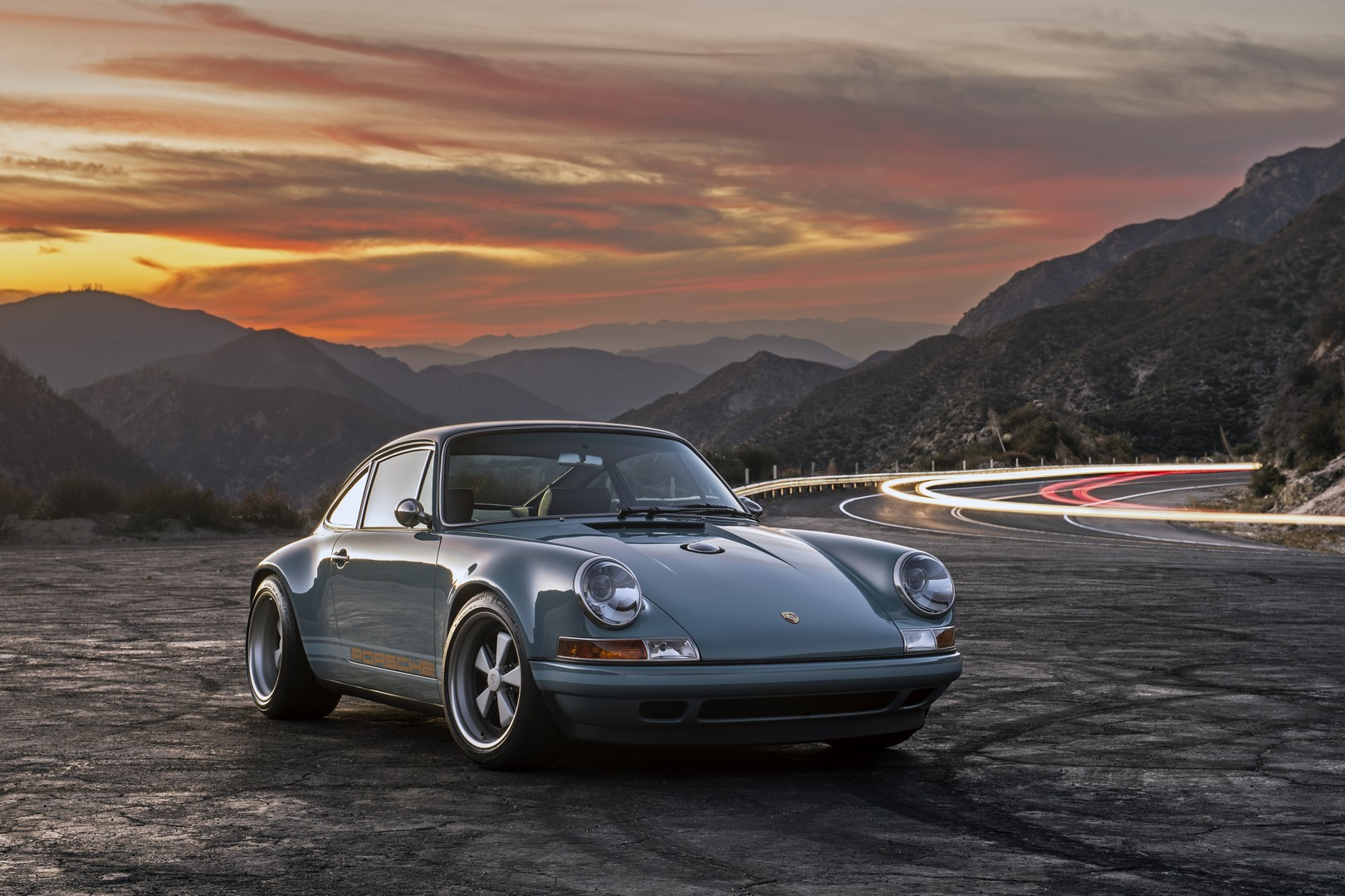Singer Porsche 911 Duo Is Restomod Coolness - autoevolution