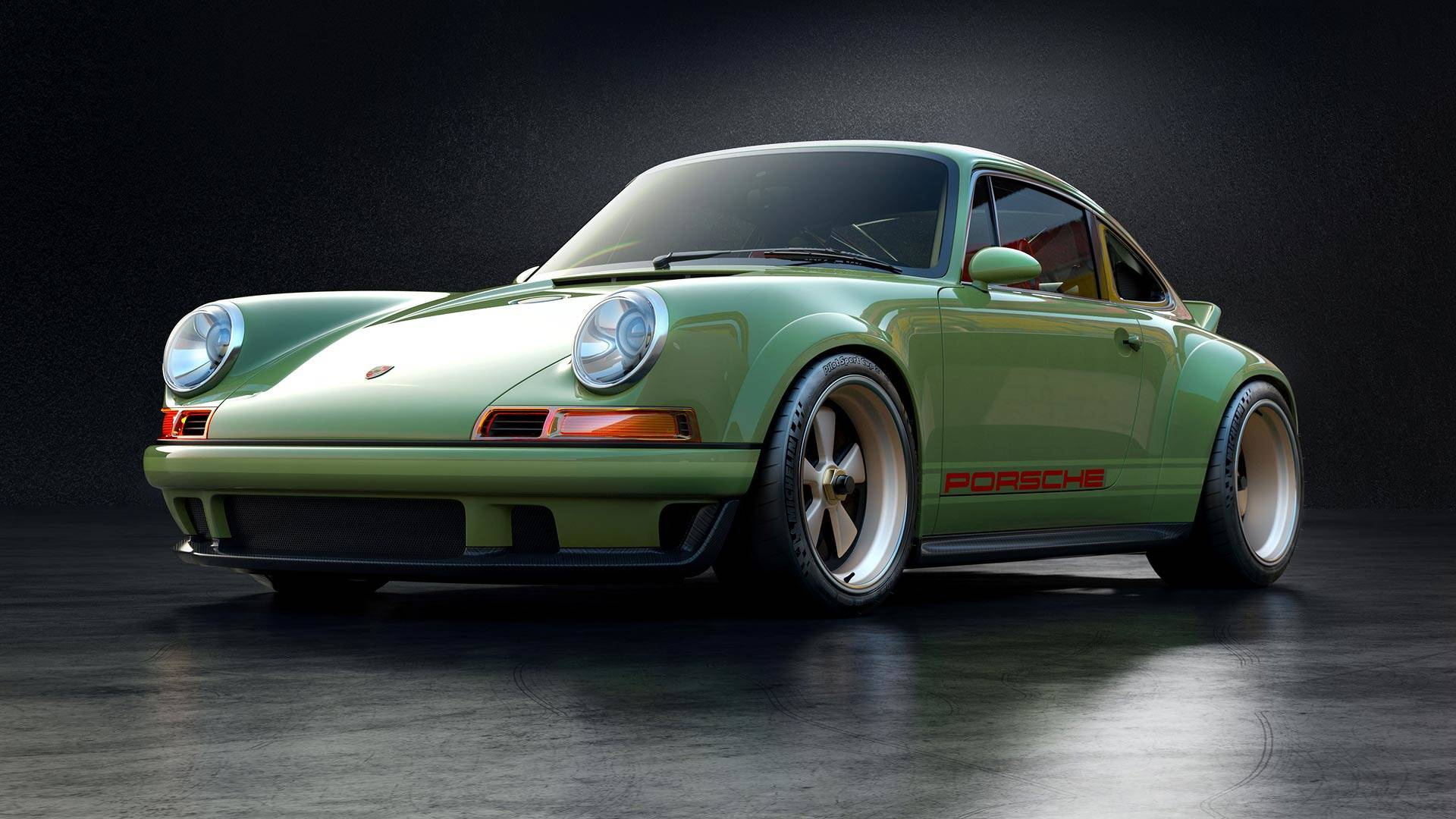 Singer S New 500 Hp Absinthe Porsche 911 Is The Ultimate