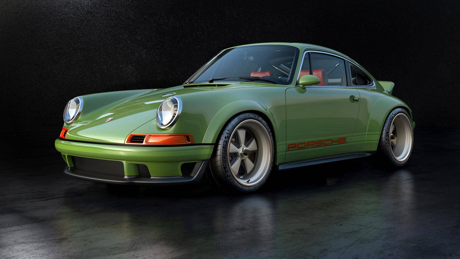 Singer's New 500 HP Absinthe Porsche 911 Is the Ultimate ...