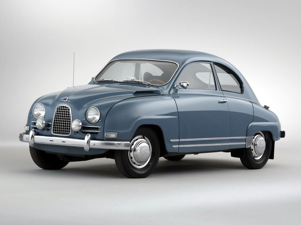 Six Saab Cars to Remember - autoevolution
