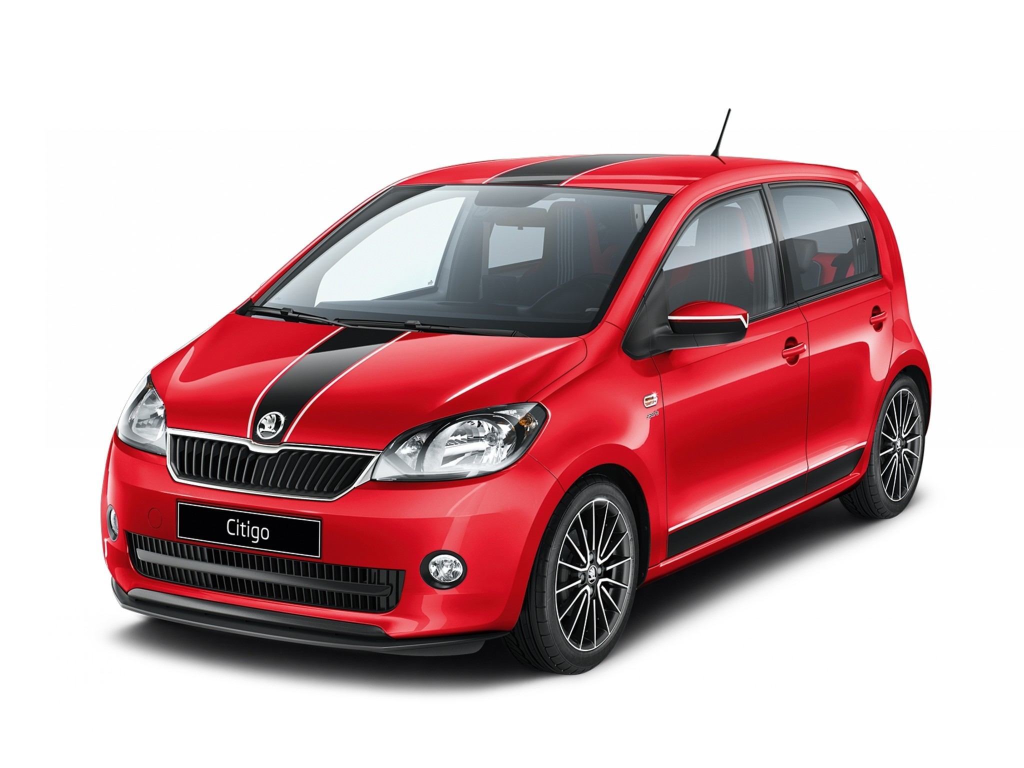 skoda citigo monte carlo launched with rally ace looks and. Black Bedroom Furniture Sets. Home Design Ideas