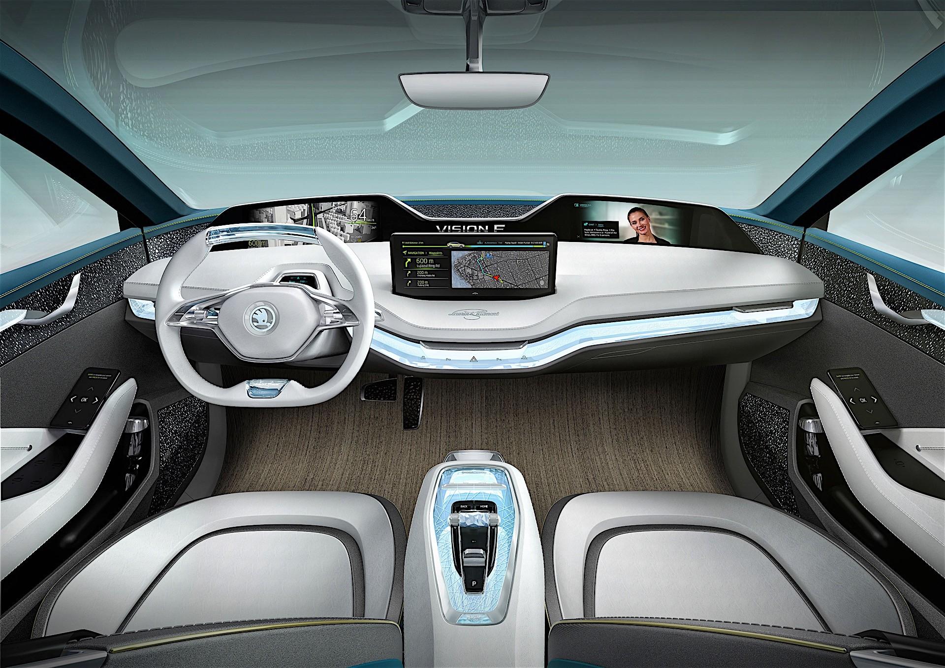 Skoda EV Confirmed For 2020, Superb PHEV Coming In 2019 - autoevolution