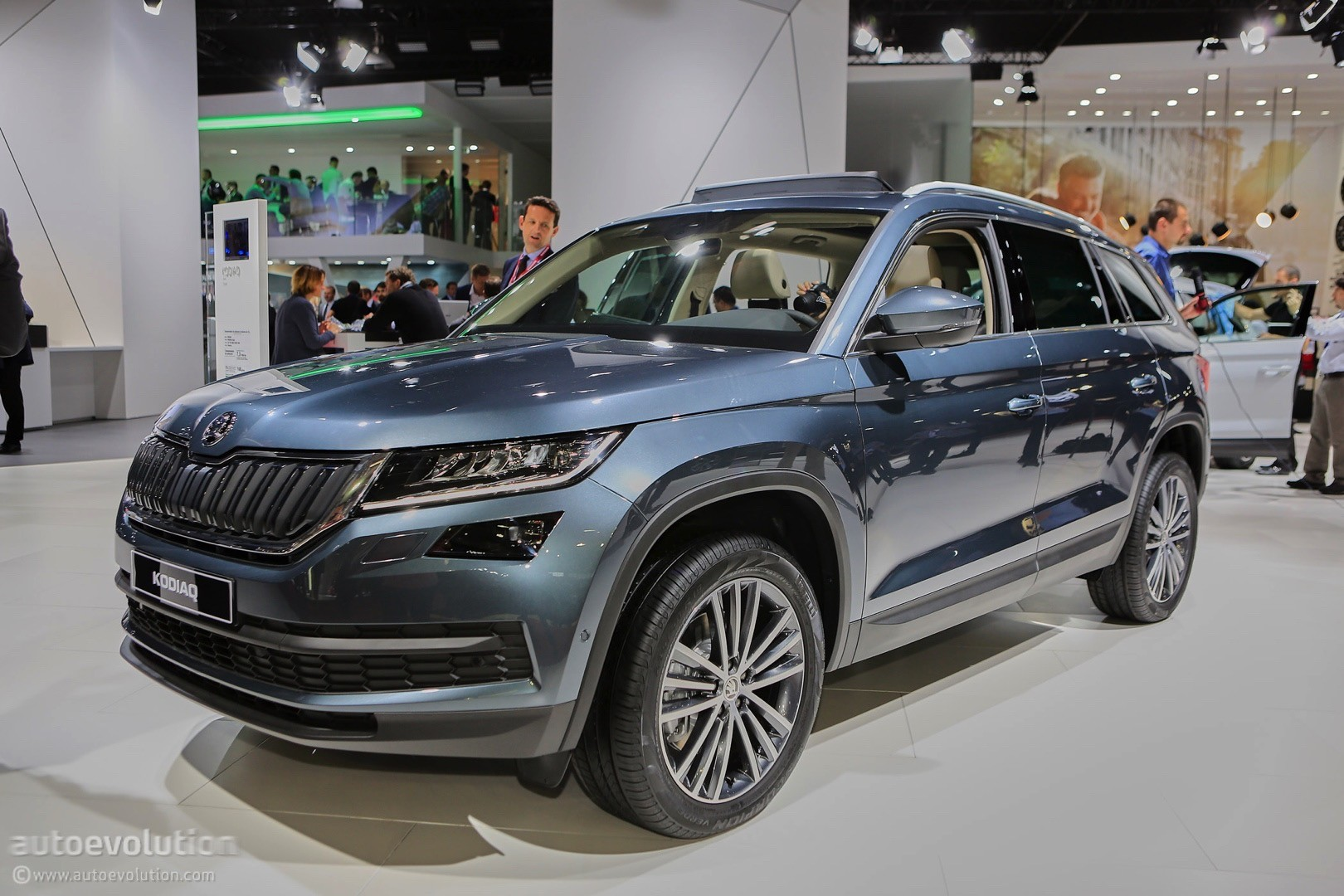 Skoda Executive Confirms Kodiaq Vrs Go Faster Superb Will Have To
